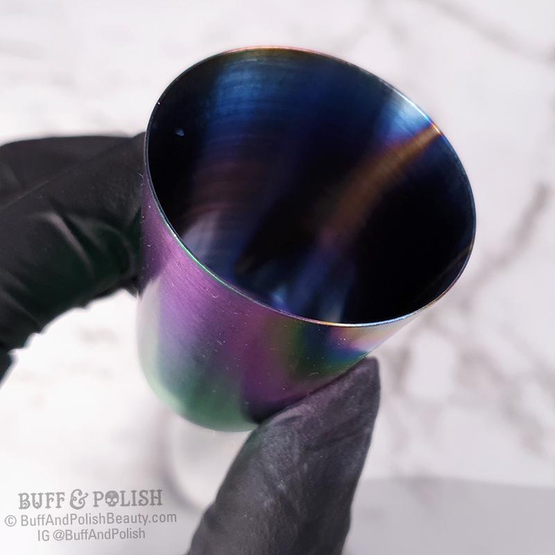 Buff & Polish - BornPretty Rainbow Handle Holo Stamper