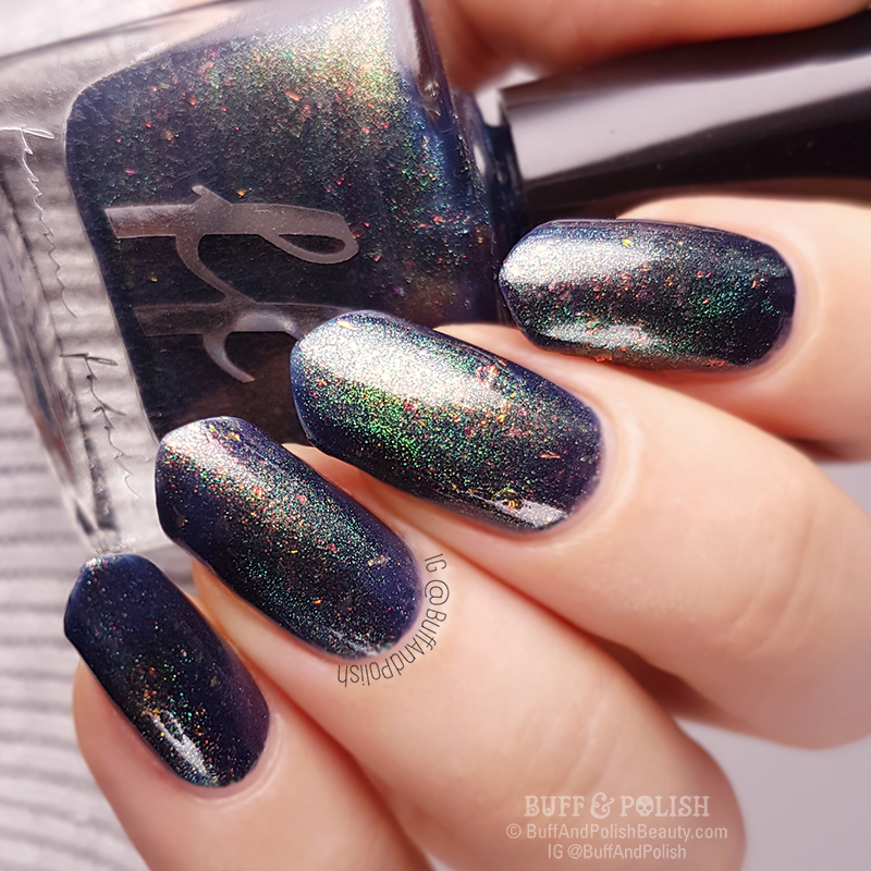 Buff & Polish - Leaf Me Alone - Autumn Mani