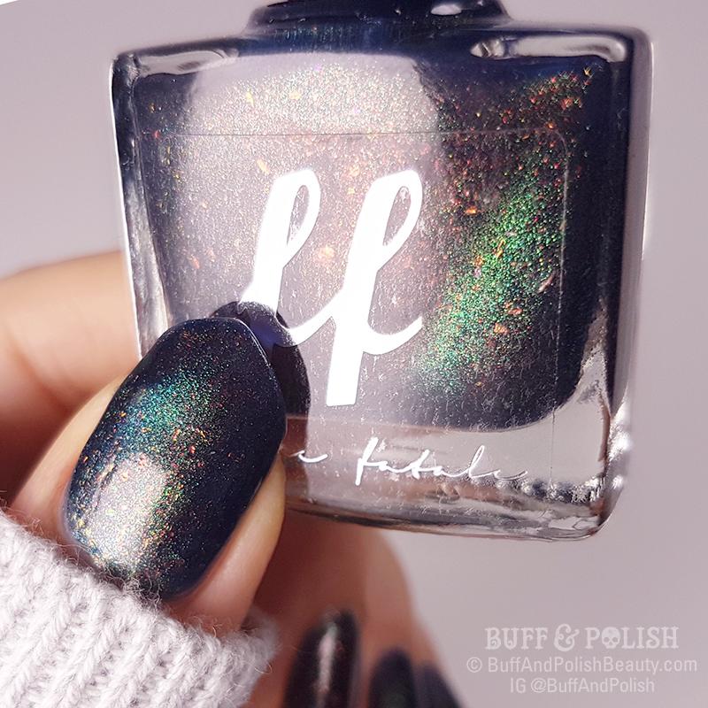 Buff & Polish - Femme Fatale Amanita PPU, Dec 2018