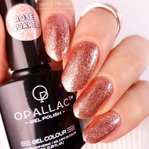 Opallac - Rose Quartz