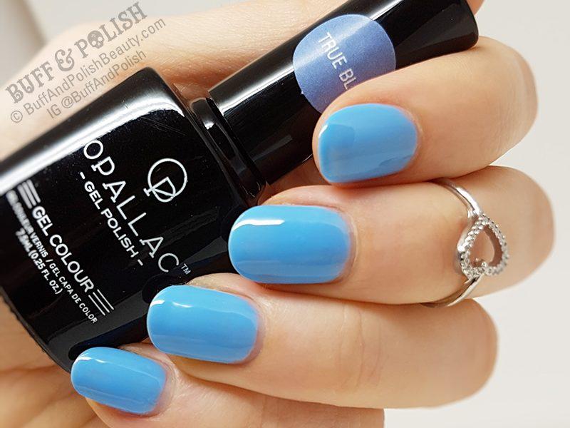 True Blue – Opallac