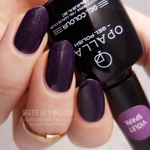 Buff & Polish - Opallac Violet Spark