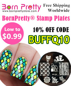 Get 10% OFF at Born Pretty!