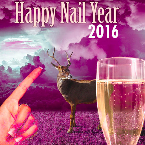 Happy Nail Year!