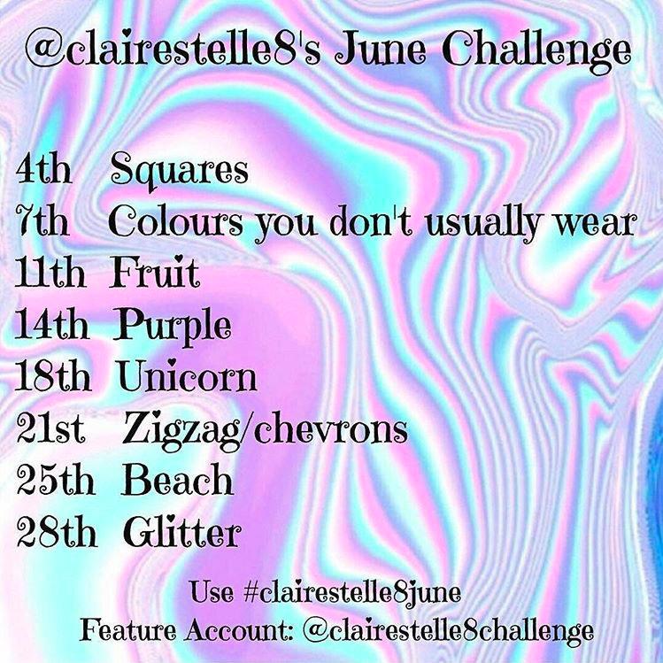 2016-06-Clairestelle8-June-Challenge