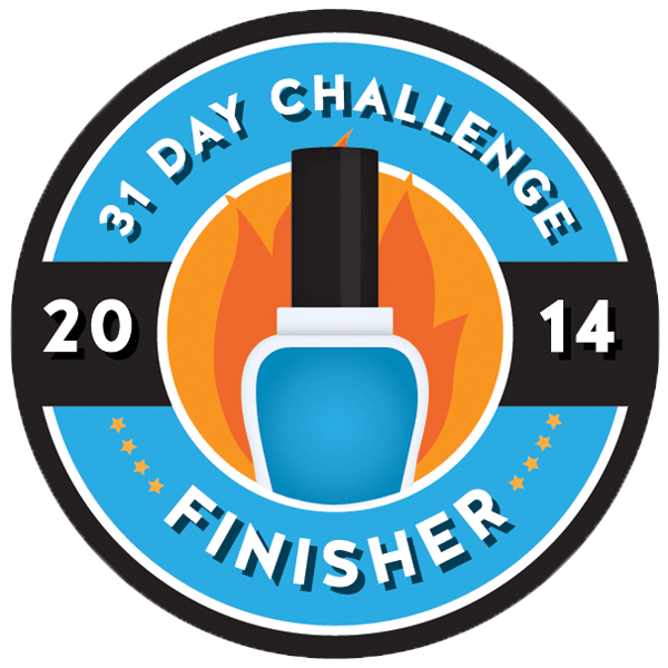 31 Day Challenge 2014
