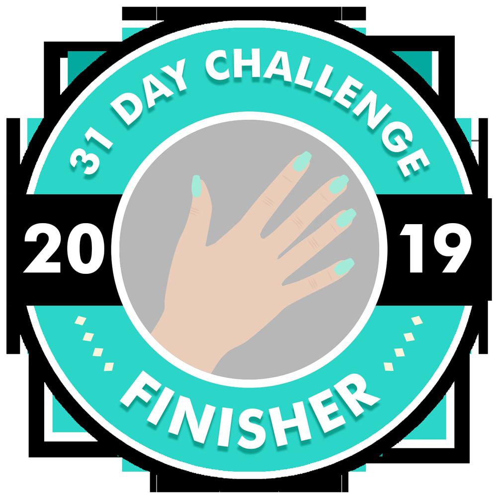 31_Day_Challenge_Badges-2019-2