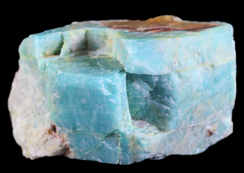Amazonite with Smoky Quartz Example Image