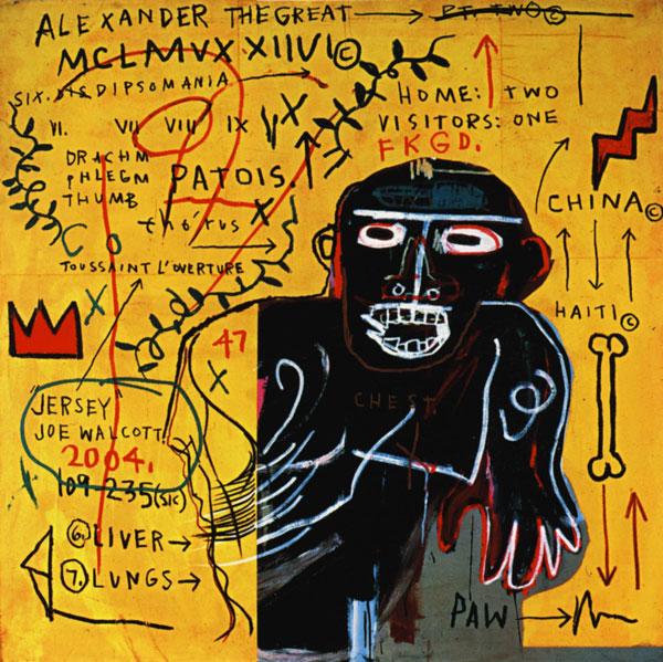 Basquiat---All-Colored-Cast-(Part-III)---Jean-Michel-Basquiat