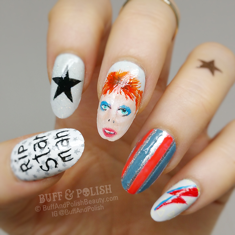 Buff & Polish - 31dc2016 David Bowie