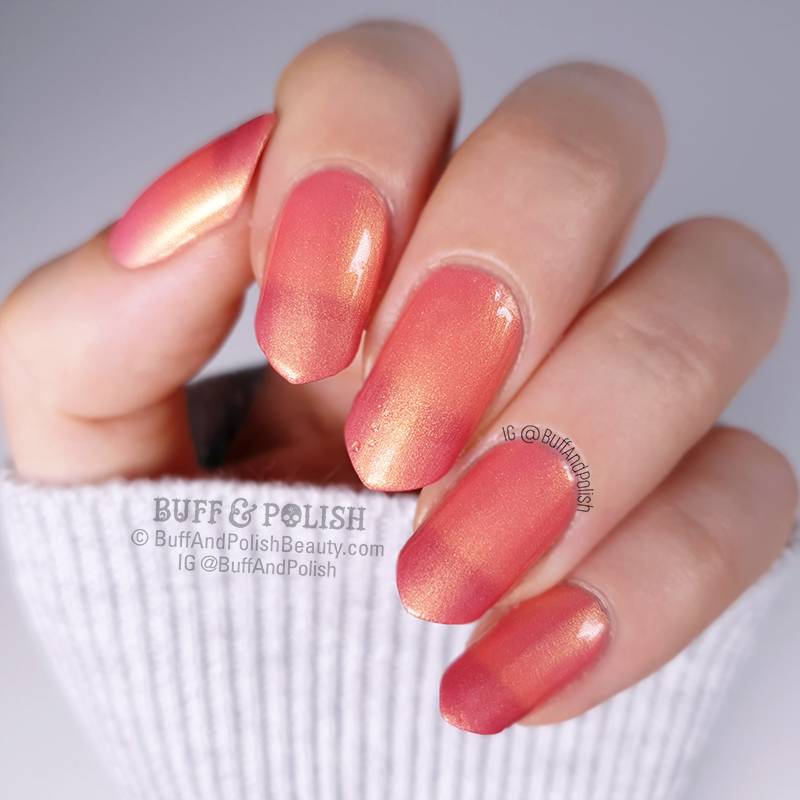 Buff & Polish - 1984– Femme Fatale HHC, Dec 2018 – Polish Swatches