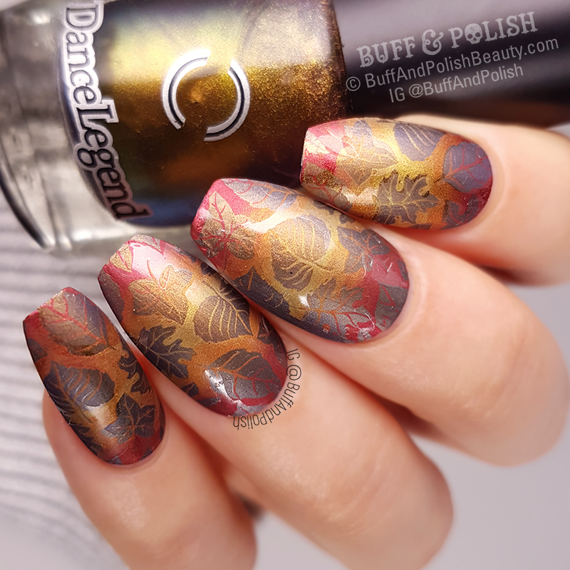 Buff & Polish - 31DC2018 Day 22 Song - Autumn Leaves
