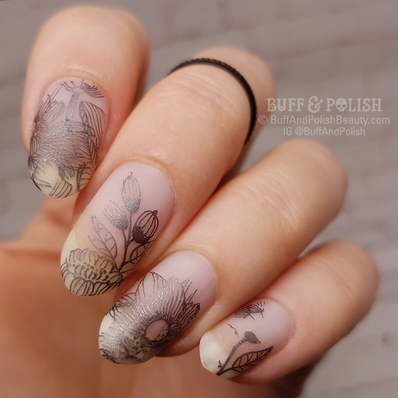 Buff & Polish - Stamping Plate Harunouta L034 Review – Born Pretty Store
