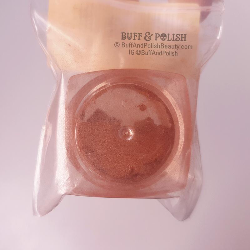 Buff & Polish - Pigment Powder - Born Pretty Review