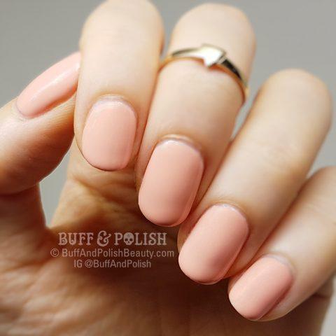 Buff & Polish - Anti-Valentines NOPE nails w Opallac