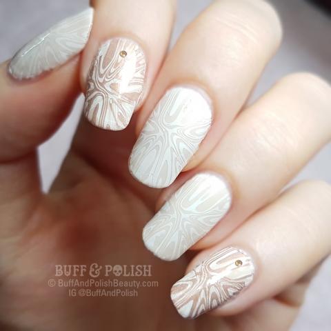 Buff & Polish - Beige-Stamping