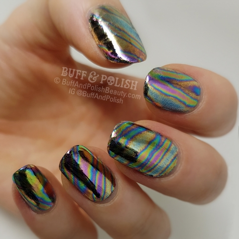 Buff & Polish - Black-Market f-Oil-Slick