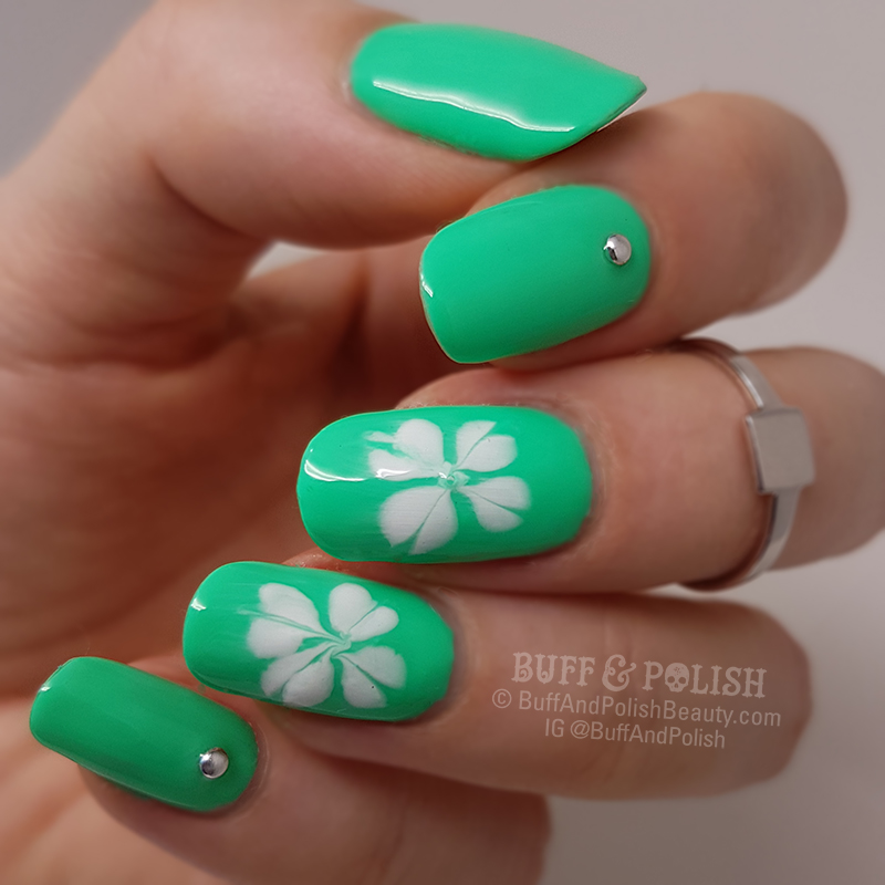 Buff & Polish - Candyman-Can-Clovers