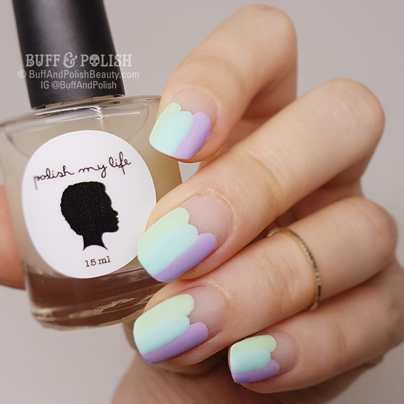 Buff & Polish - Clairestelle8 Pastels
