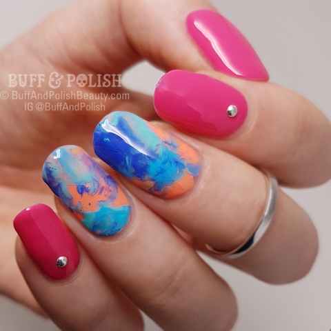 Buff & Polish - Cosmolicious-Smoosh