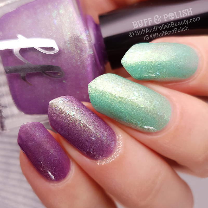 Buff-&-Polish Cthulhu – Femme Fatale COTM, Oct 2018 – Polish Swatches