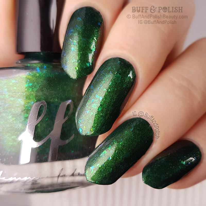 Onibaba – Femme Fatale COTM, Sept 2018 – Polish Swatches