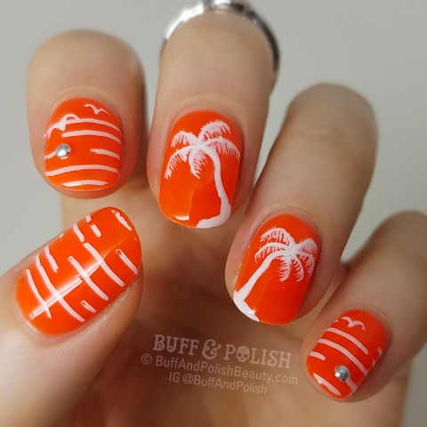 Buff & Polish - Fluro-This-Palm-Trees