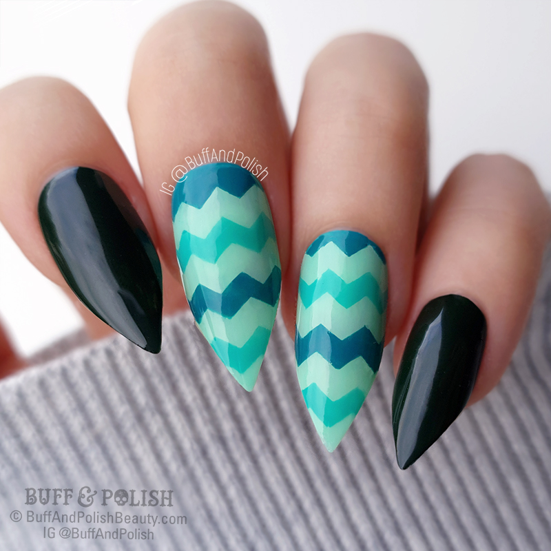 Buff & Polish - GREENS April 2019 ManiSwapCircle