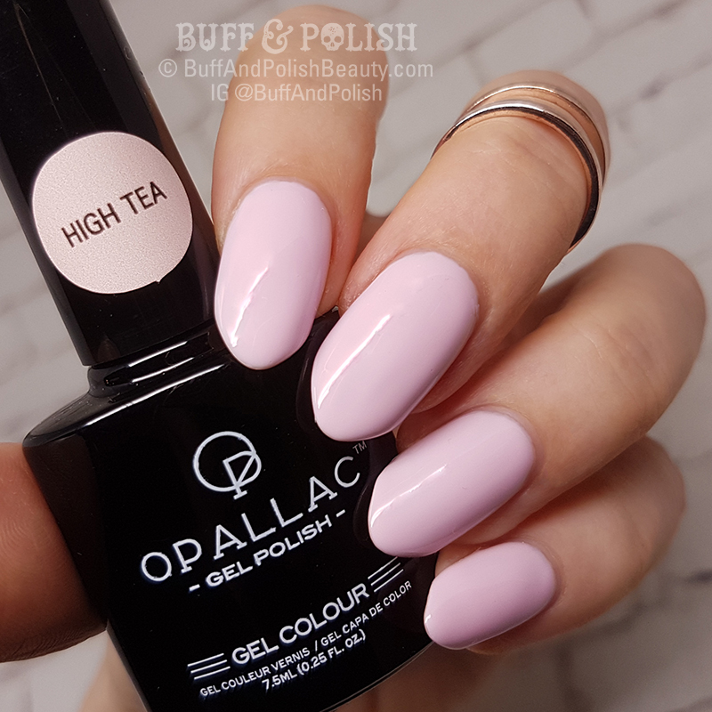 Buff & Polish - Opallac High Tea