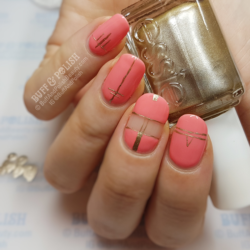 Buff & Polish - Lifes-A-Peach-Lines