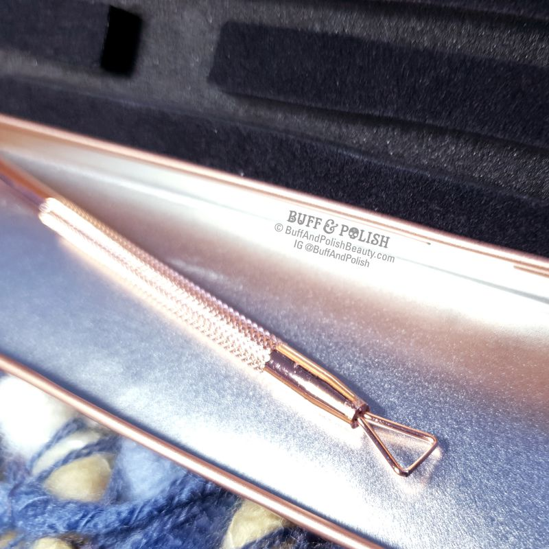 Buff & Polish - Madam Glam Rose Gold Nail Tool Set