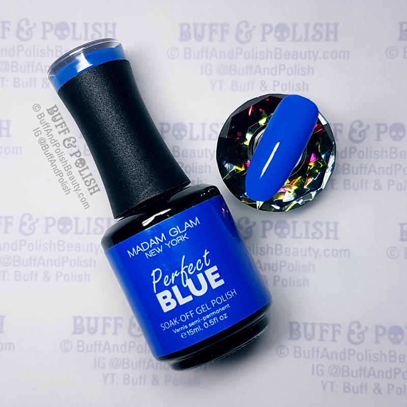 Buff-&-Polish - Madam Glam Perfect Blue
