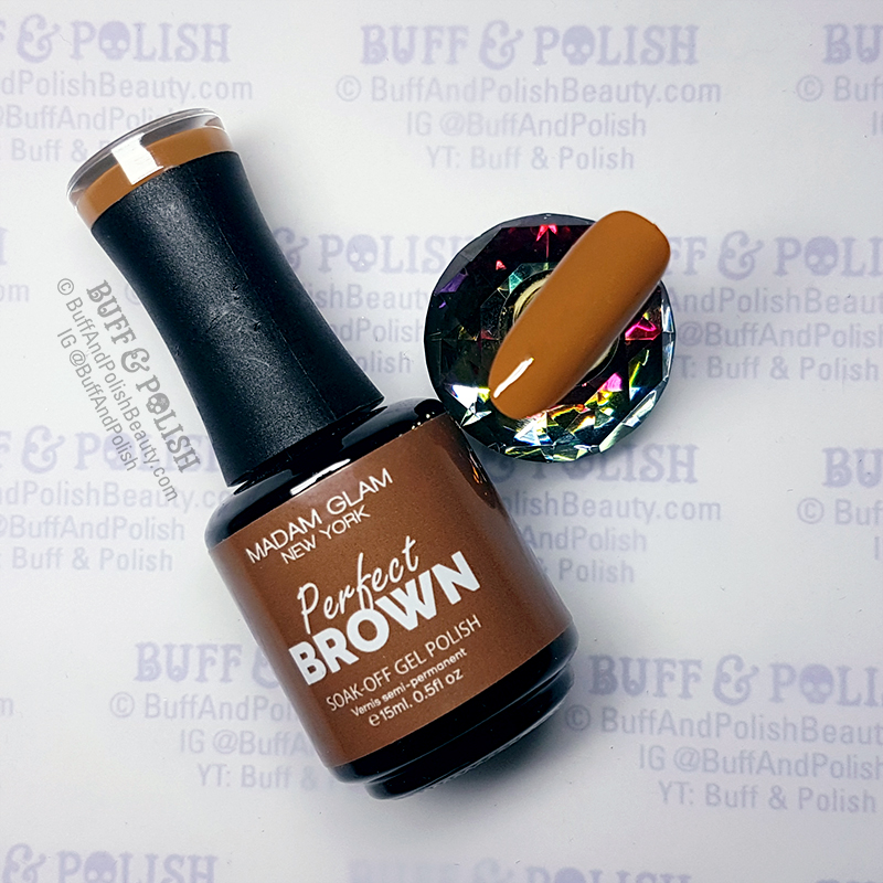 Buff-&-Polish - Madam Glam Perfect Brown