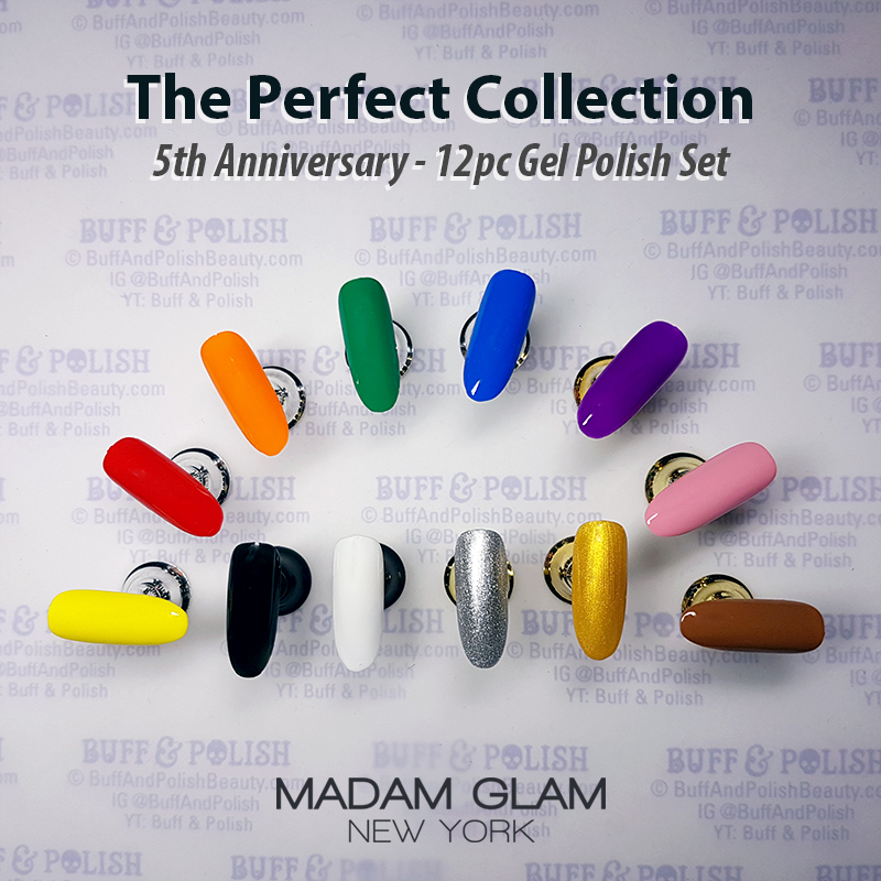 Buff-&-Polish - Madam Glam, The Perfect Collection