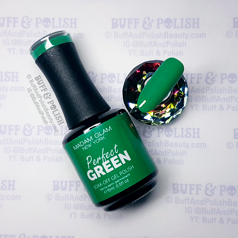 Buff-&-Polish - Madam Glam Perfect Green