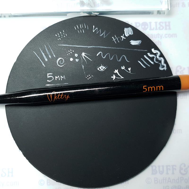 Buff & Polish - Mitty 5mm Brush