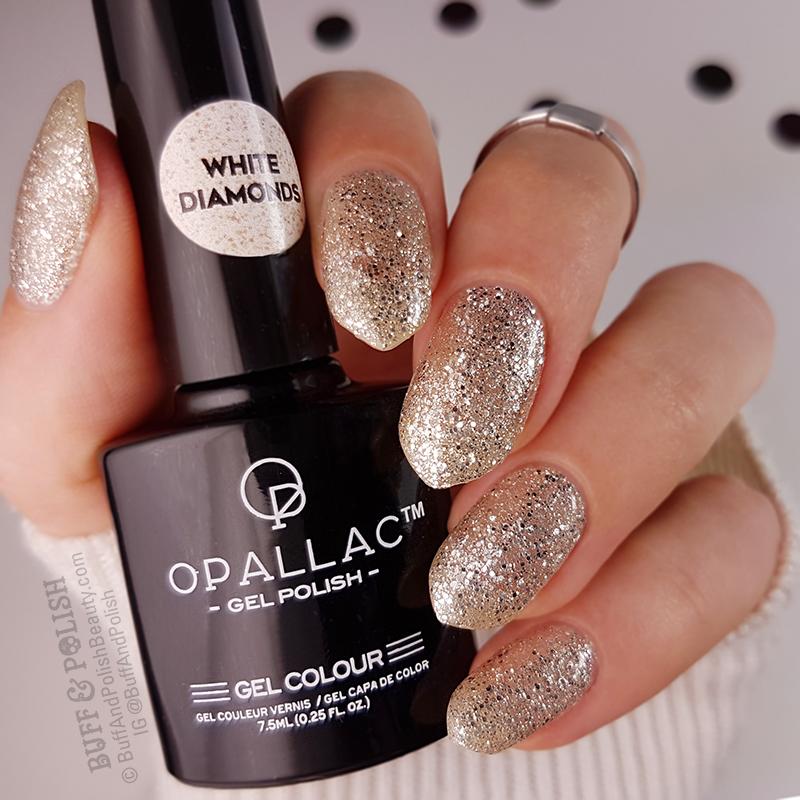 Opallac - White Diamonds (in shadow)