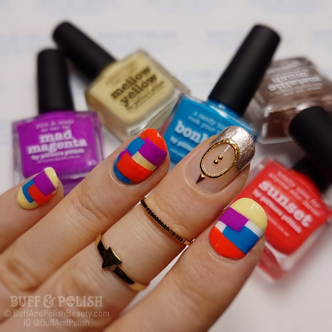 Buff & Polish - PP-NailArt-Challenge