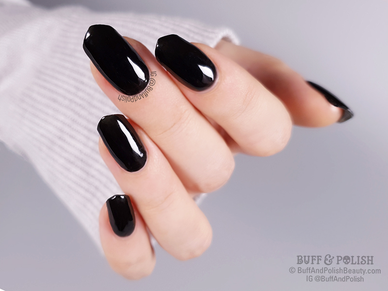 Buff & Polish - Picture Curable Raven by Picture Polish