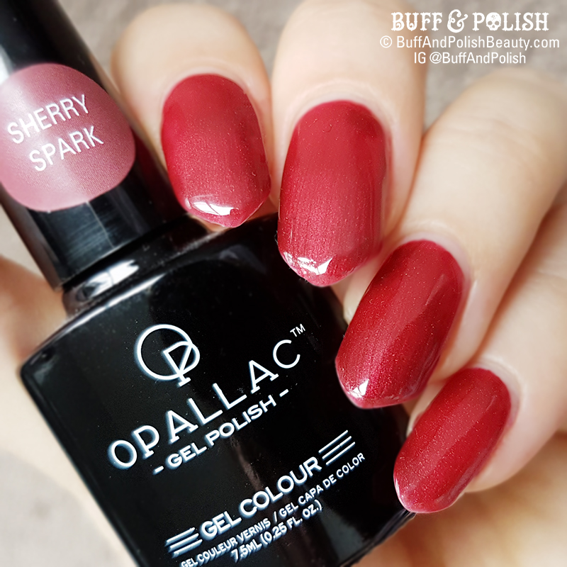 Buff & Polish - Opallac Sherry Spark