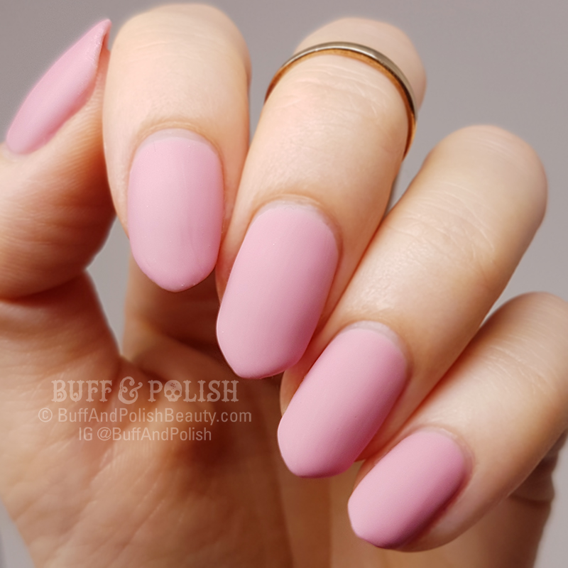 Buff & Polish - Opallac Misty Rose - Matte (Pretty In Pink Duo)