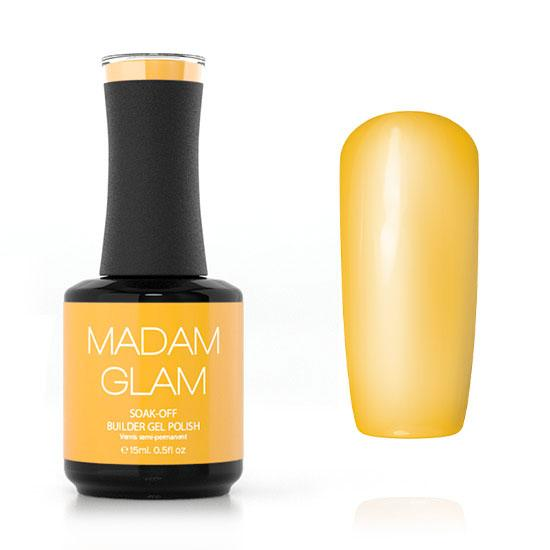 Madam Glam-First Love collection- Builder BrillantYellow