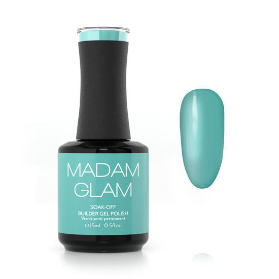 Madam Glam-First Love collection- Builder Emerald Green