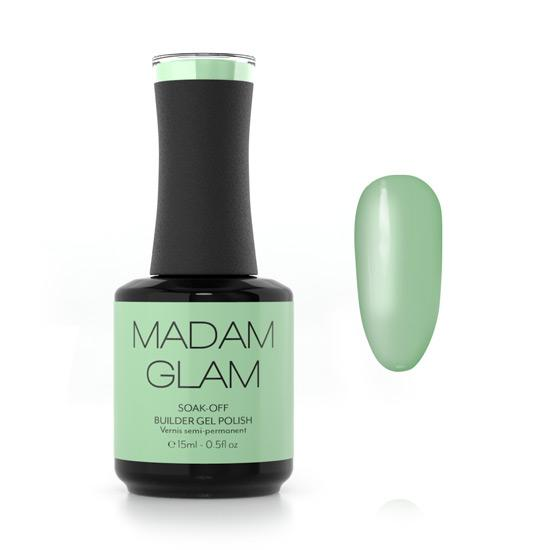 Madam Glam-First Love collection- Builder Meadow Green