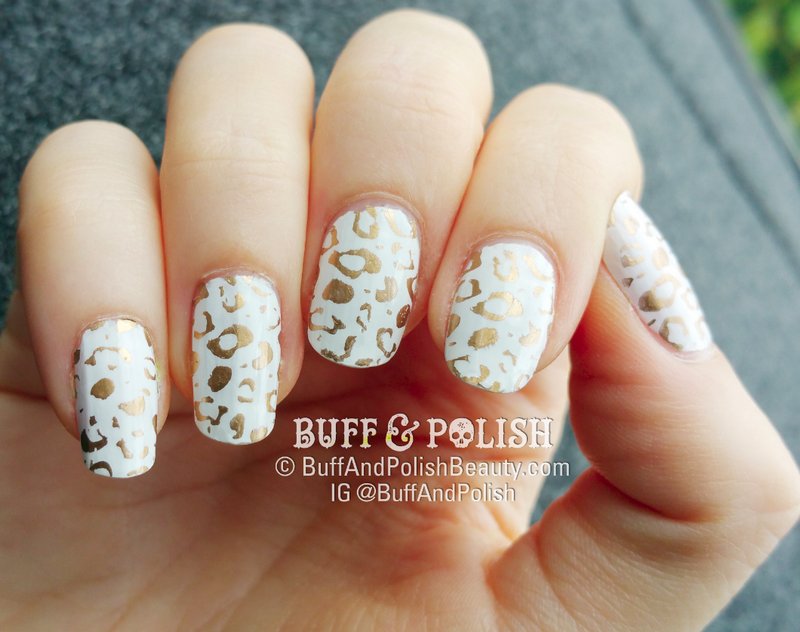 Nail It - Cheetah Nails - 163744 R web