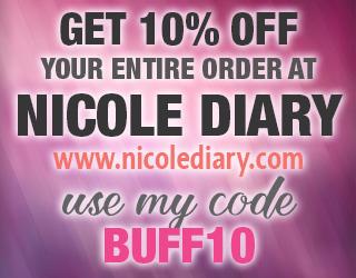 Nicole Diary 10% OFF Code