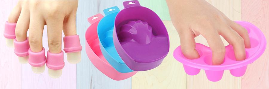 Gel Polish Soak-Bowl-Types-Examples